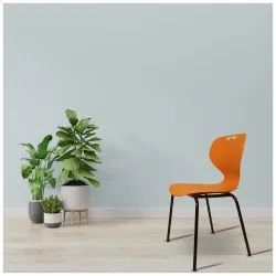 Apple Orange Chair