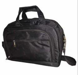 Black BMS Laptop Or File Bag FB02