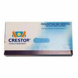 Crestor Rosuvastatin Tablet