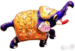 Metal 3Lag Baby Elephant