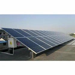Rectangular On Grid Rooftop Solar Power Plant