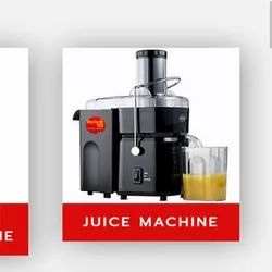 Juice Machine, 210 V, Three Phase