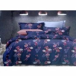 Zordon Blue Double Bed Sheets