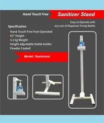 Handsfree Sanitizer Stand