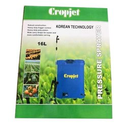 Battery Operated Cropjet Knapsack Sprayer