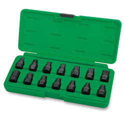 14PCS Master Oil Drain Plug Key Set JGAI1403