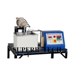 Superb Technologies mild steel Unsteady State Heat Transfer Unit Apparatus