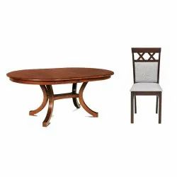 Rent Dinning Table & Solid Wood Chair