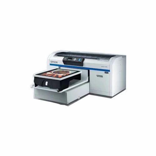 7780157ab EPSON F 2000 Direct To Garment Printer (DTG), Capacity: 15 T Shirts ...