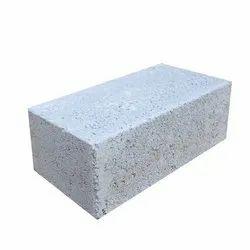 Rectangular Solid Concrete Block, Size: 9 In. X 4 In. X 3 In