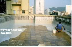 Water Proof Coating Service