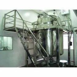 SS GMP Reactor