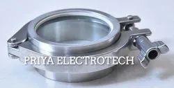 Priya electrotech Tc Clamp Sight Glass