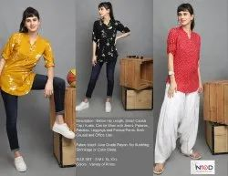 Below Hip Length Kurti