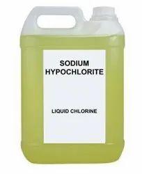 Sodium hypochlorite testing service