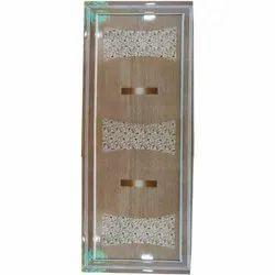 Hinged Decorative PVC Doors, Interior