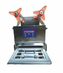 Semi Automatic Meal Tray Sealing Machine