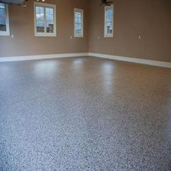 Epoxy Floor Coating Services (MICRO CHIPING)