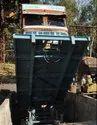 Hydraulic Truck Unloader