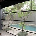PVC Horizontal Monsoon Blinds