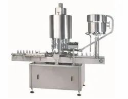 Automatic Multi Head Rotary Bottle Capping Machine