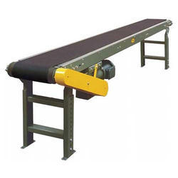 Slider Bed Belt Conveyors