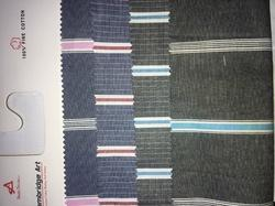 Formal Stripes Fabric
