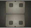Silver Automotive Panel