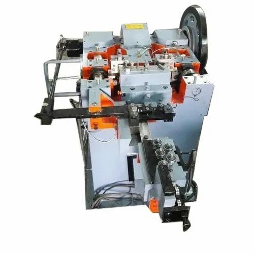 SSI Automatic 50 to 200 mm Wire Nail Making Machine