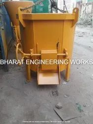 Side Discharge Concrete Bucket
