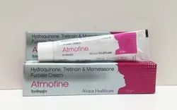 Hydroquinone,Tretinoin And Mometasone Furaoate Cream