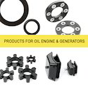 Rubber Products For Oil Engine And Generators