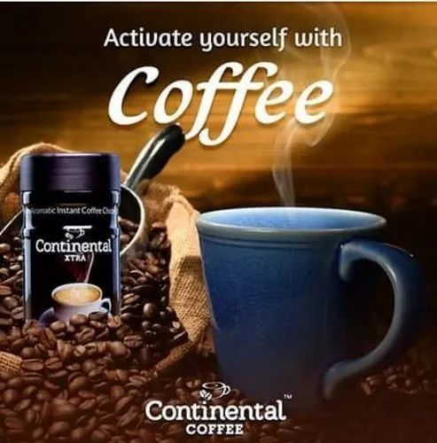 Continental Coffee Extra