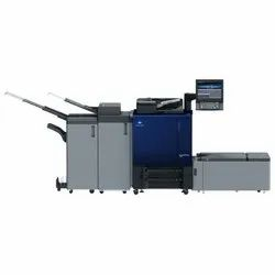 Konica Minolta AccurioPress C3080 Color Production Print System, Supported Paper Size: A3, Digital