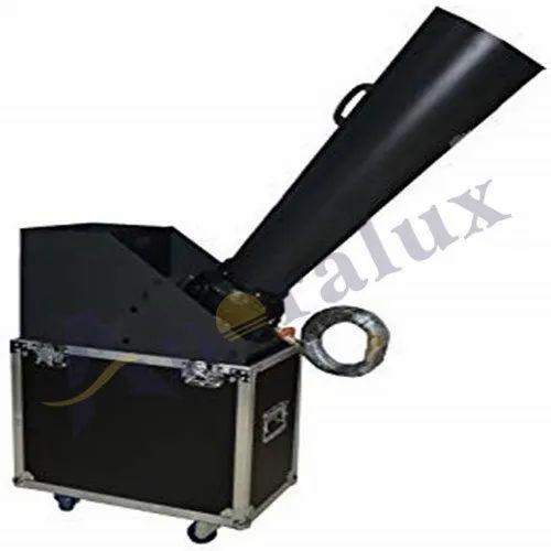 Anoralux AL-SM-0012 Confetti Machine