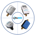 LoRaWAN Ultrasonic Watermeter