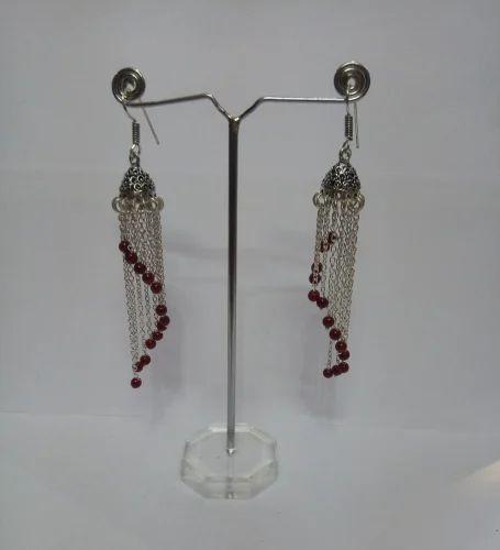 12055ac03 Oxidised Jhumki Earring at Rs 40  pair