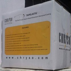 Waterproofing Chryso Tapelastic