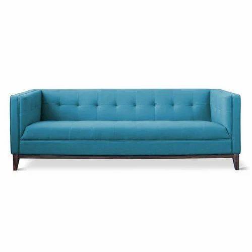 Sea Blue Sofa