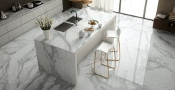 Polished Marble Design Tile