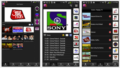 Live TV Android App in Pune, Narhe by Yalmar Infotech Private
