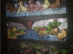Wooden Decorative Wall Tiles