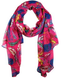 Digital Printed on Stoles and Scarves