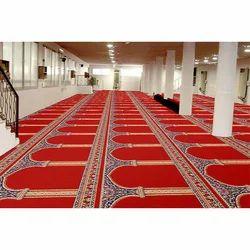 Mosque Floor Carpet