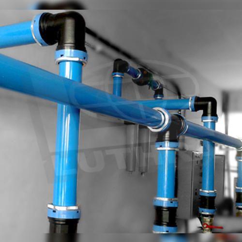 Aluminium Piping System Aluminium Piping For Compressed