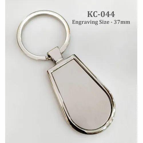 Metal Keychains - Semicircular Long Key Ring Manufacturer