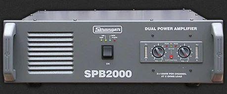 Stranger Amplifier Machine 2000 Watt