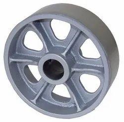 Cast Iron Wheel And Castors