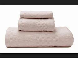 Plain Jacquard Terry Towel
