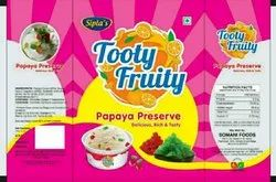 Tutti Fruity Packing Pouch